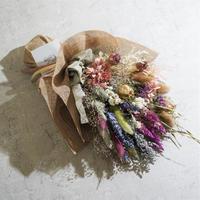 【Aria〜アリア〜】ドライフラワー花束・スワッグ