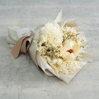 【パームホワイト】白の花束