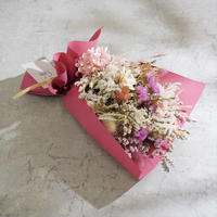 【Calonの花束 】ピンク
