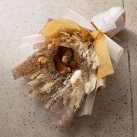 【玉響 ~Tamayura~】ドライフラワーの花束