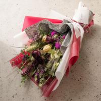 【絢爛 ~Kenran~】 ドライフラワーの花束