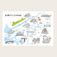 絵はがき『クルーズmap』/arata coolhand