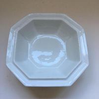 白磁器製 オクトゴナル型 コンポティエ 1