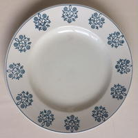 1920年代 サルグミンヌ ディゴワン プレート 大皿 ルネ