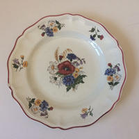 1920年代 サルグミンヌ ディナープレート お皿 アグレスト 2