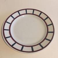 1930年代 FB バドンヴィレー  ディナープレート 平皿