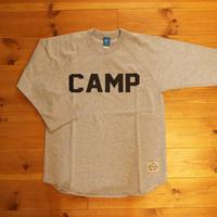CAMP BASEBALL Tシャツ