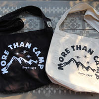 """MORE THAN CAMP"" FARMERS MARKET BAG"