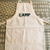 CAMP TWO POCKET APRON