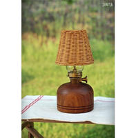 INOTA LUMIERE LANTERN SHADE&WOOD GAS COVER