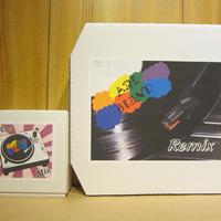 レコード キャンドルホルダー セット <セミオーダー>