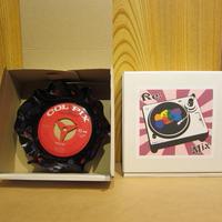 レコード キャンドルホルダー 7インチ <セミオーダー>