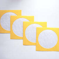 COLOR ENVELOPES_YELLOW×4
