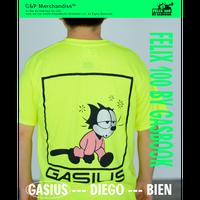 FELIX 100 - GASIUS - CATNIP TEE