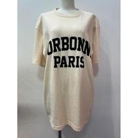 PARISビックTシャツ(ベージュ).P995