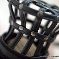 ウサミミ・バードケージ(鳥かご)・ミニハット
