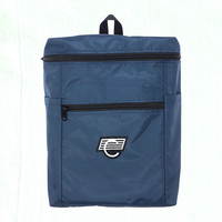COMA BRAND BACKPACK LIGHT NAVY