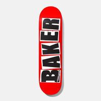 BAKER BRAND LOGO BLACK DECK 7.875