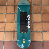 CHOCOLATE YONNIE CRUZ REVEALER DECK 8.18