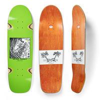 POLAR SKATE CO. SHIN SANBONGI FREEDOM SURF Sr. DECK 9.0