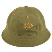 PASS~PORT PASS~PORT BANNER BUCKET HAT OLIVE