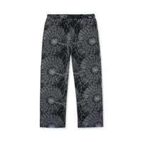BUTTER GOODS WEB PANTS BLACK