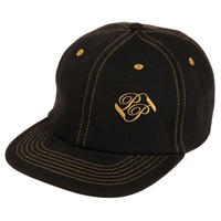 PASS~PORT BANNER CAP BLACK