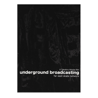 "FESN 7th VIDEO ""UNDERGROUND BROADCASTING"" DVD"