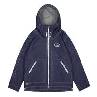 DIME CONTRAST STITCH JACKET NAVY