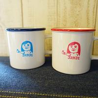 【人気商品】ブスカフェ マグカップ