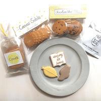 11月6日発送 Canvas Cookiesおやつセット3100円送料込