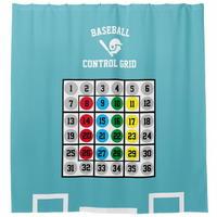 【36種類のコースを振り分ける】室内素振り練習用 ベースボール バッティング カーテン