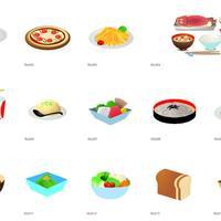 食べ物_イラスト