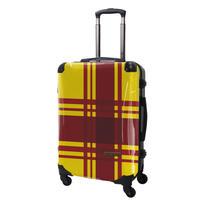 アートスーツケース#CRA03H-023Y|ベーシック カラーチェックモダン(イエロー5)