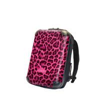 アートリュックサック#CRC02N-003C|ベーシック 豹(ピンク)