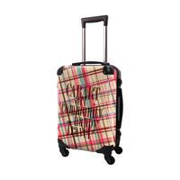 アートスーツケース #CRA01H-020D|ベーシック マドラスチェック(マドラス4)