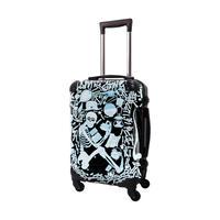 アートスーツケース#CRA01H-J10517|TAKU シースルーバカンス