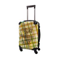 アートスーツケース #CRA01H-020B|ベーシック マドラスチェック(マドラス2)