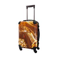 アートスーツケース#CRA01H-J10127|広純 登龍(ゴールド)