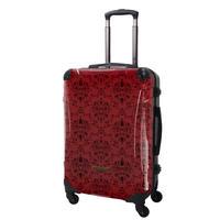 アートスーツケース#CRA03H-001B|ベージック ヴォイジュ(レッド)