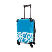 アートスーツケース #CRA01H-006K ベーシック ピポパ(スカイブルー)