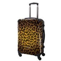 アートスーツケース#CRA03H-003A|ベーシック 豹(ゴールド)