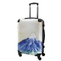 アートスーツケース#CRA03H-J10658|古屋育子 mt.Fuji1