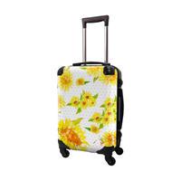 アートスーツケース#CRA01H-J10641|古屋育子 向日葵1