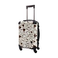 アートスーツケース #CRA01H-013E|ココアチョ チョコリボン
