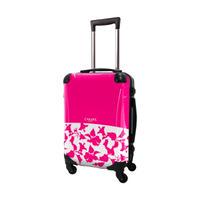 アートスーツケース #CRA01H-006M|ベーシック ピポパ(ピンク)