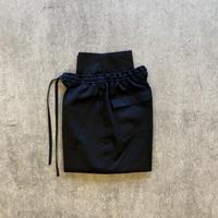 JAKE BELFORT RELAX FIT PANTS [BLACK]