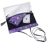 2ウェイレザークラッチバッグ 【2Way Leather Clutch Bag SuperStarry&Fantasy Starry】