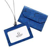 ☆新生活☆ IDホルダー &カードケースセット -キューブ-【ID Card Holder&Card Case Set  -CUBE-】[Domestic Only]