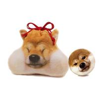 シバのぱんぱん袋を買うとシバのミラープレゼント!!【Shiba Pouch】